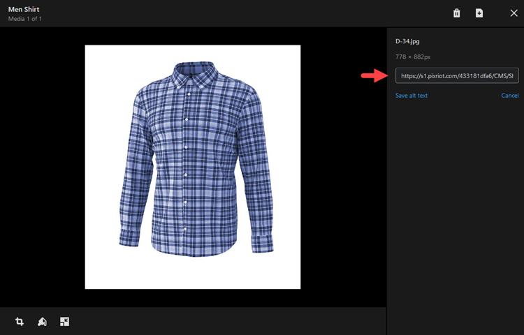 Image Alt 360 Product Viewer Shopify Integration