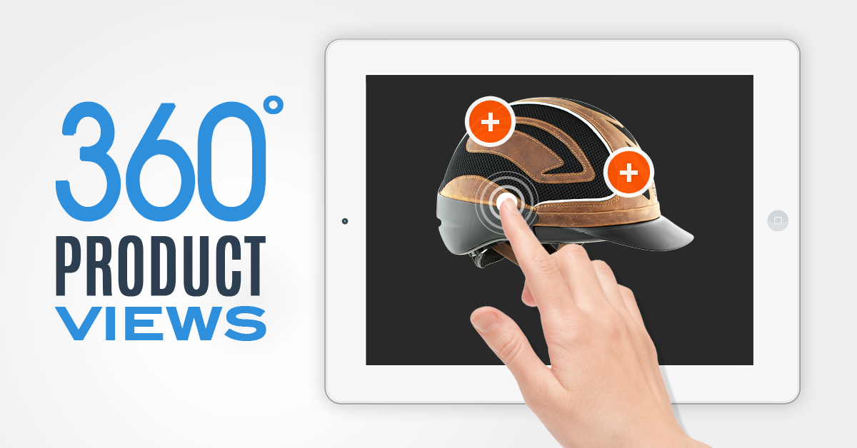 Create Interactive 3D CAD and 360 Product Photography