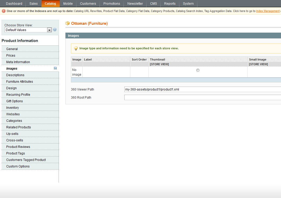 WebRotate 360 Product Viewer Plugin for Magento