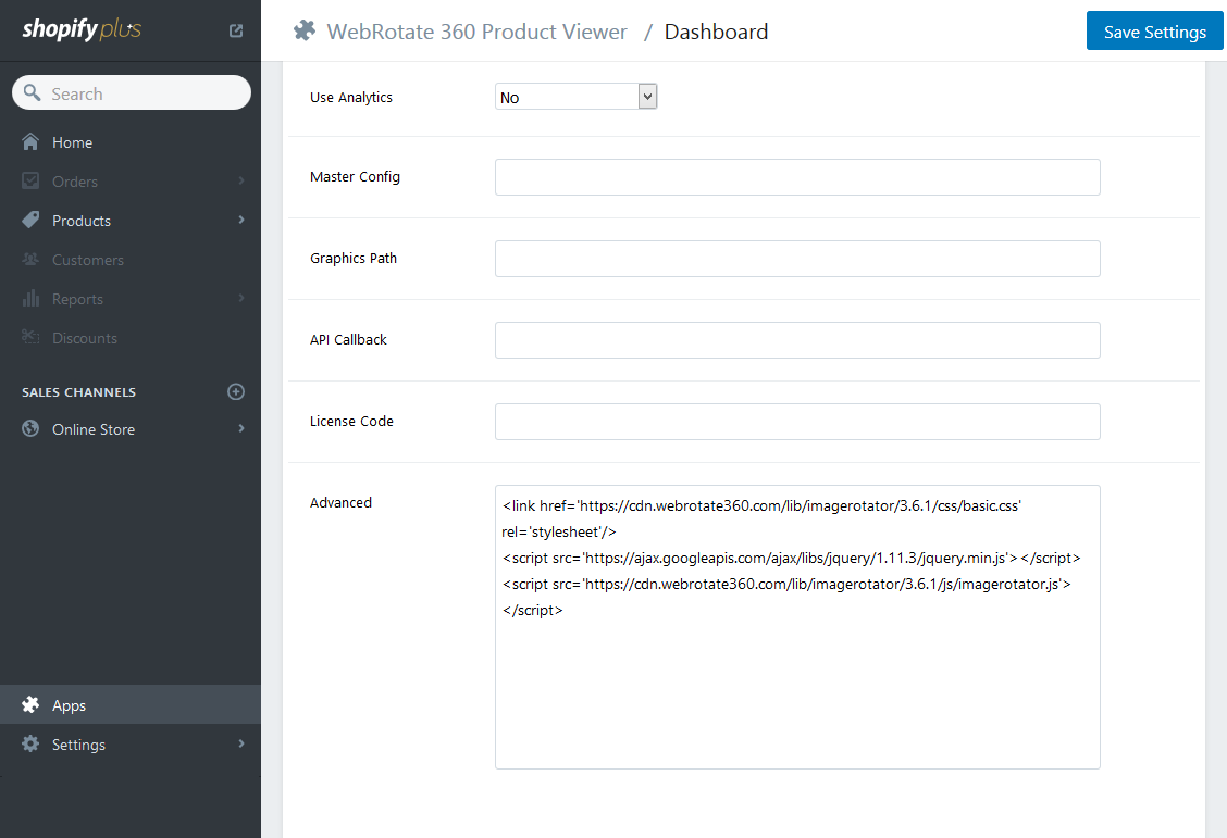 5a27aad58d43 WebRotate 360 Product Viewer Plugin for Shopify